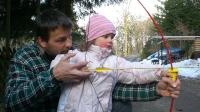 Bogenschießen für Kinder